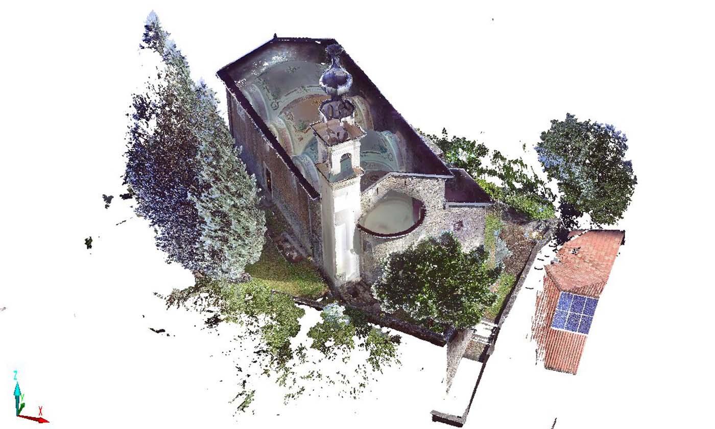 SCAVI ARCHEOLOGICI CHIESA DI S. STEFANO - Cividate Camuno